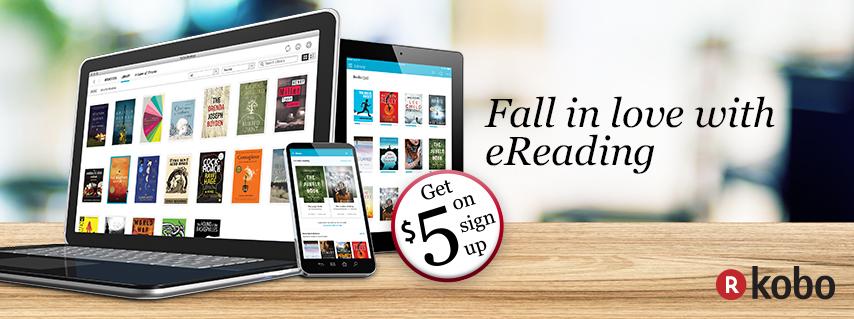 Kobo Gift Cards Now Available - Gift Ideas