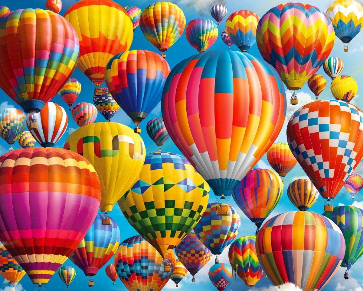 Balloon Fest Puzzle 1000 piece