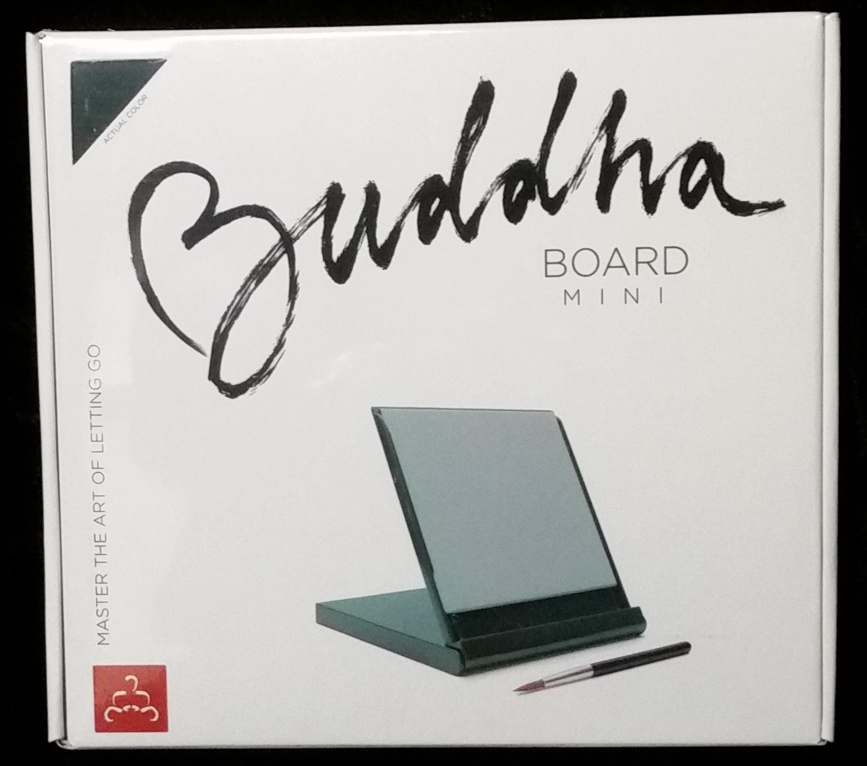 "Mini Buddha Board Green 5"" by 5"""