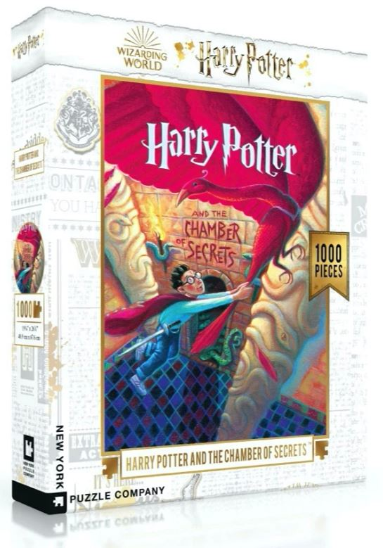 Harry Potter Chamber of Secrets Jigsaw Puzzle