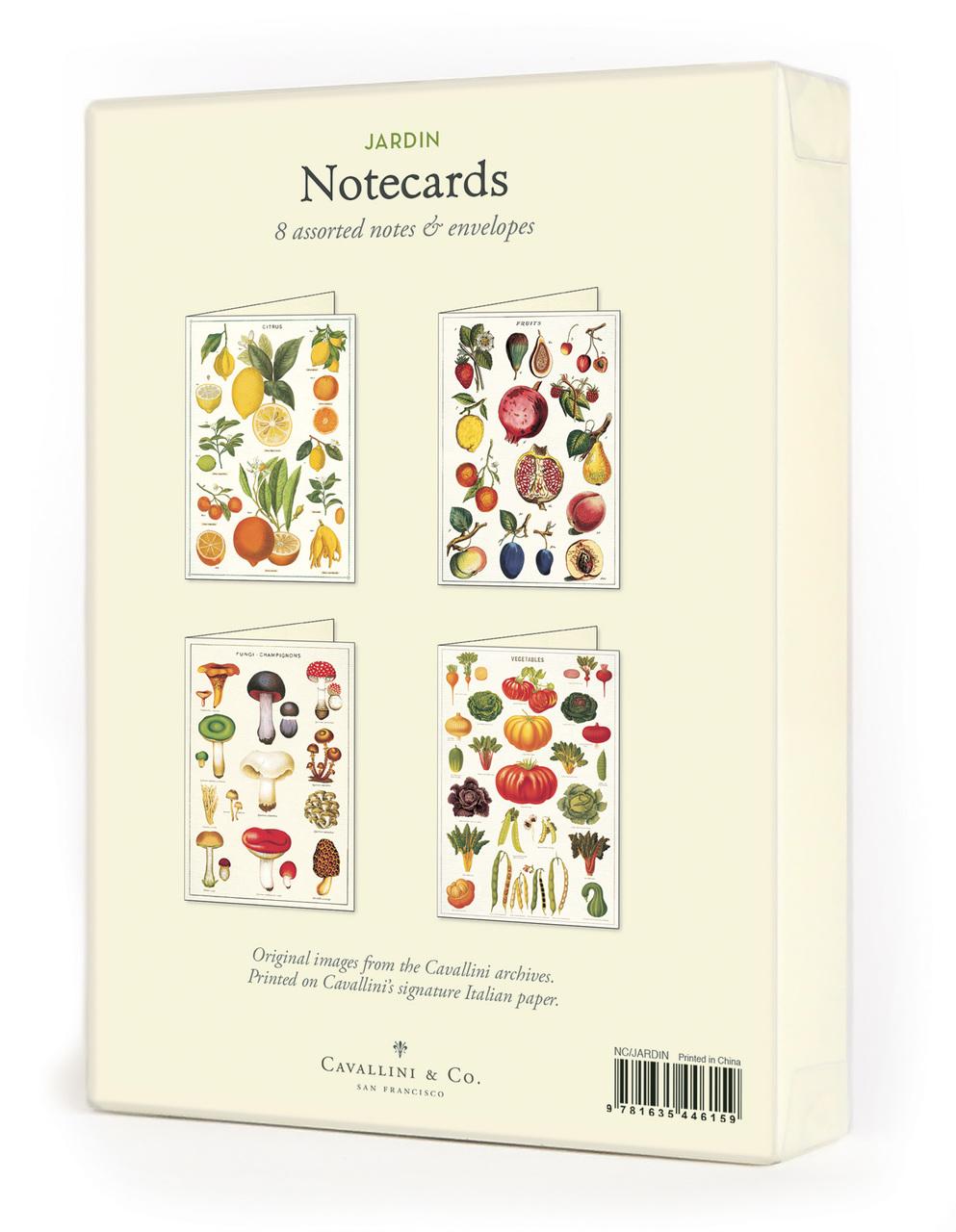Jardin Boxed Notecards image 2