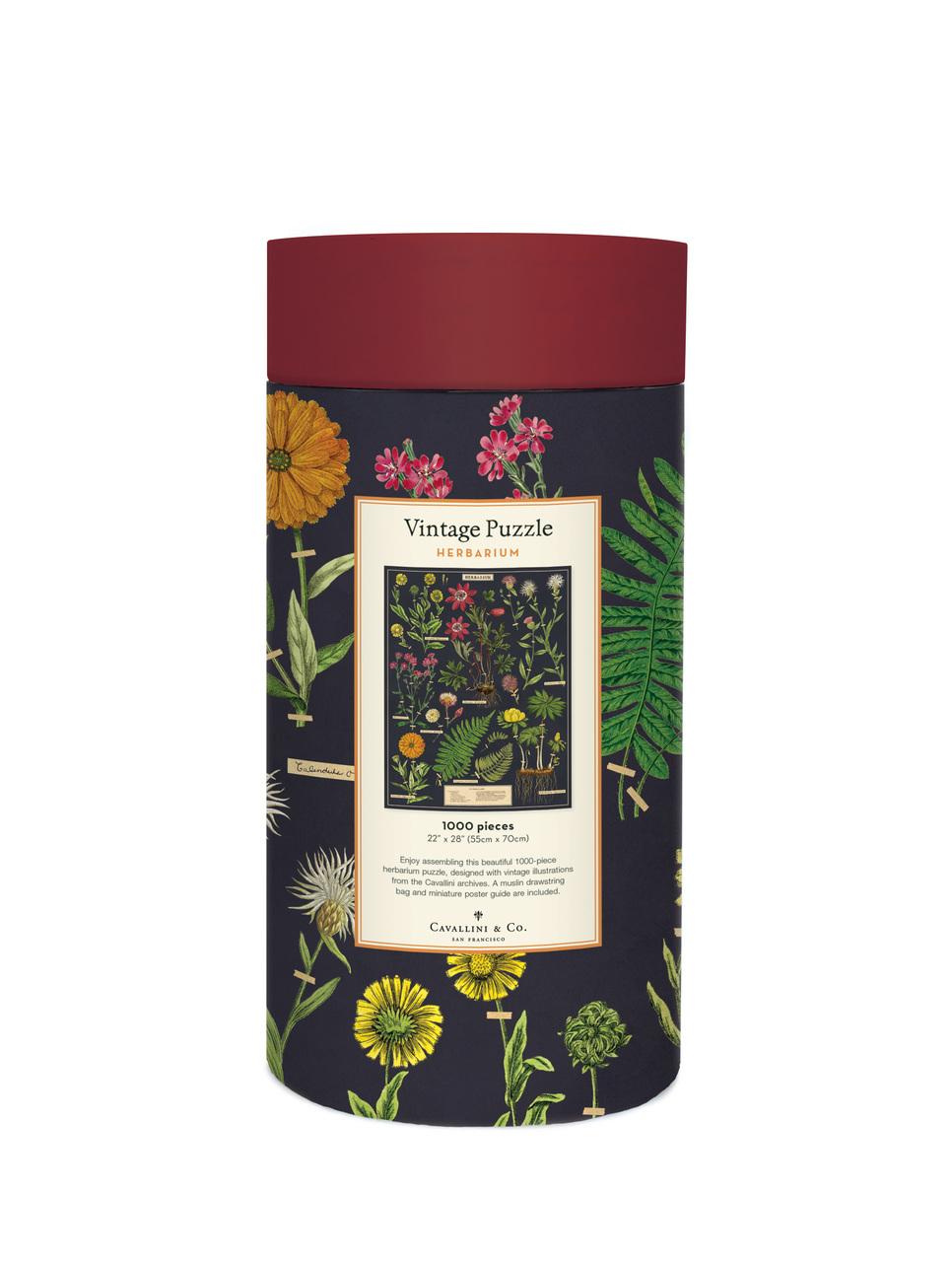 Herbarium Vintage Puzzle image 2