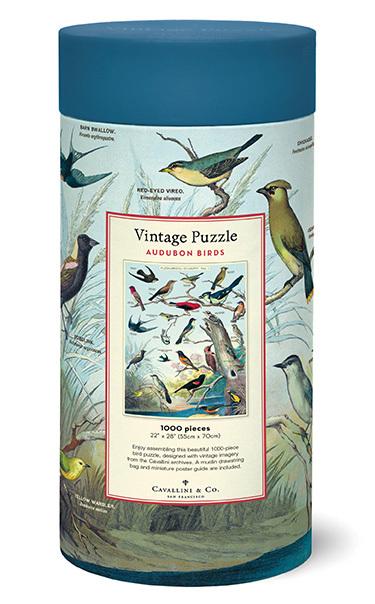 Audubon Birds Vintage Puzzle image 2