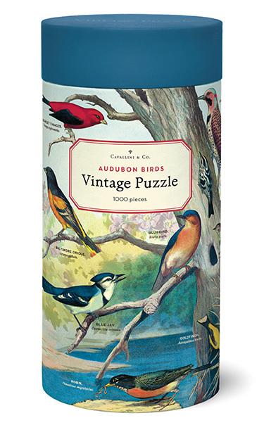 Audubon Birds Vintage Puzzle image