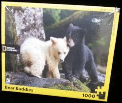 Bear Buddies 1000 pcs Jigsaw Puzzle