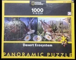 National Geographic Desert Ecosystem 1000pcs Jigsaw Puzzle
