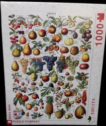 Fruits 1000 pcs Jigsaw Puzzle