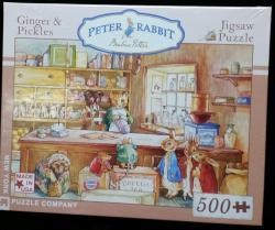 Peter Rabbit 500 pcs Jigsaw Puzzle