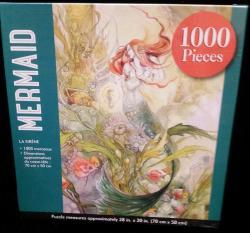Mermaid 1000pcs Jigsaw Puzzle