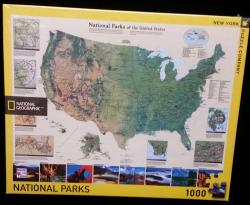 National Parks 1000 pcs Jigsaw Puzzles