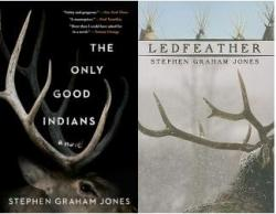 The Only Good Indians:(Paperback) & Ledfeather Combo