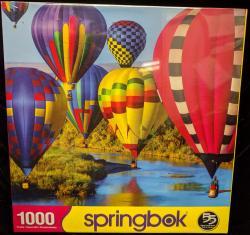 Take Flight Balloons 1000 pcs Jigsaw Puzzle