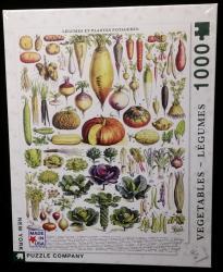 Vegetables 1000pcs Jigsaw Puzzle