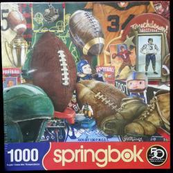 Vintage Football 1000 pcs Jigsaw Puzzle