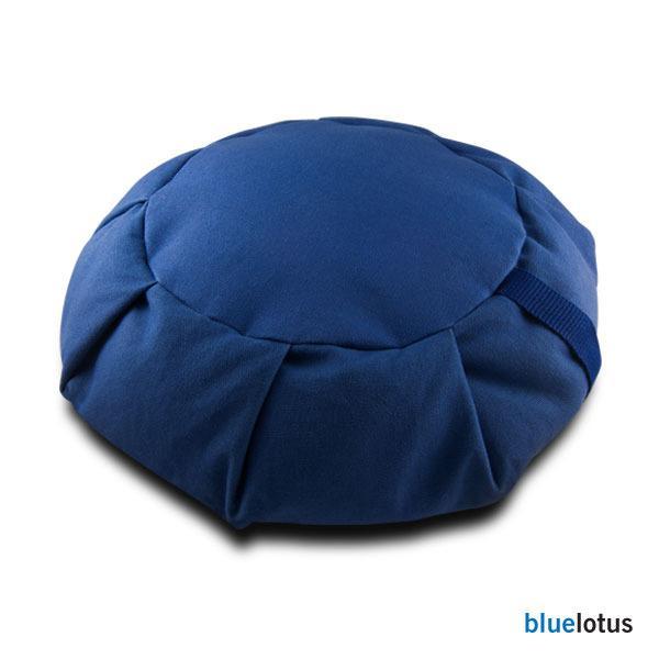 Zafu Meditation Cushion Buckwheat Filled